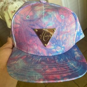 FLASH SALE New Tie dye hat!Please share!